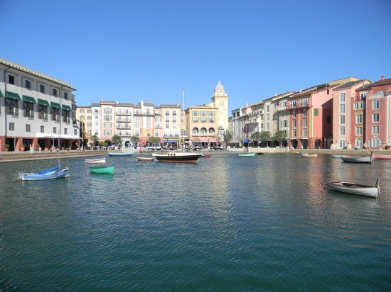 loews portofino bay hotel picture of universal studios