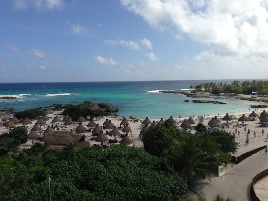 Grand Sirenis Mayan Beach Resort & Spa: again view only for members