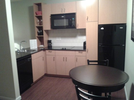 Yakima, WA: Kitchenette area
