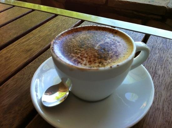 Dunkeld, Australia: coffee