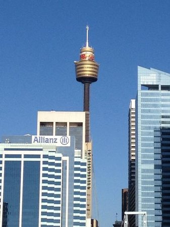 Sydney Tower Eye and SKYWALK