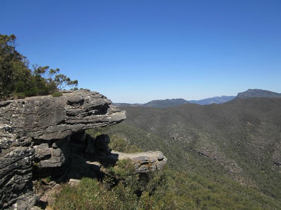 Grampians, Australien: The Balconies