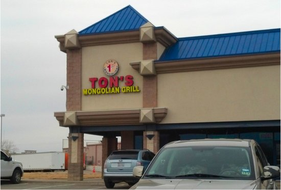 First Ton's Mongolian Grill