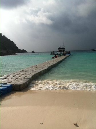 The Racha: Walk on the water