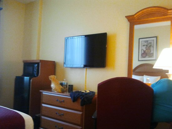 BEST WESTERN PLUS Fort Myers Inn & Suites: TV