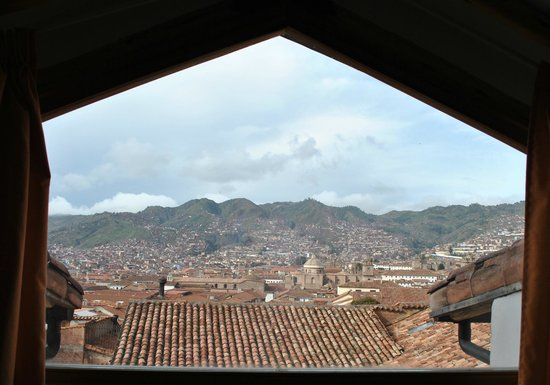 Casa San Blas: Good Morning! (view from loft)