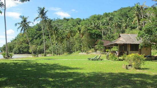 Secret Paradise Resort & Nature Reserve: Beach 2