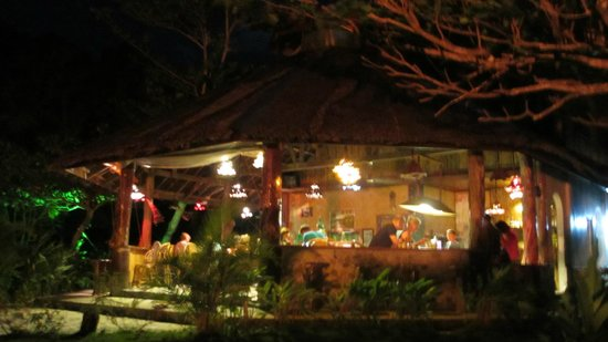 Secret Paradise Resort & Nature Reserve: Christmas eve