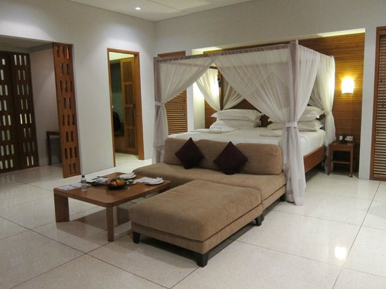 The Samaya Bali: Bedroom