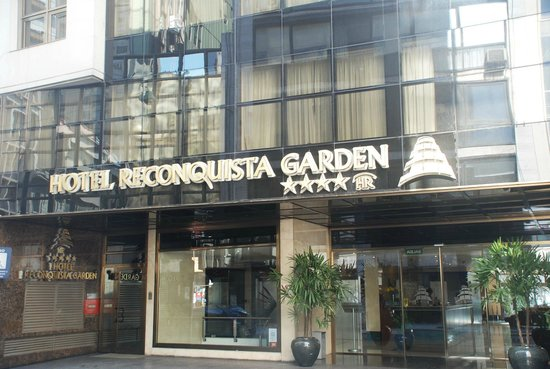 Hotel Reconquista Garden