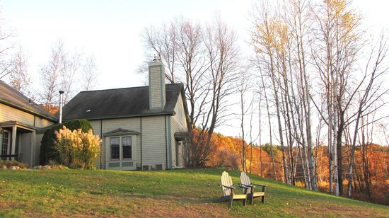 West Chesterfield, New Hampshire: The dog friendly suites