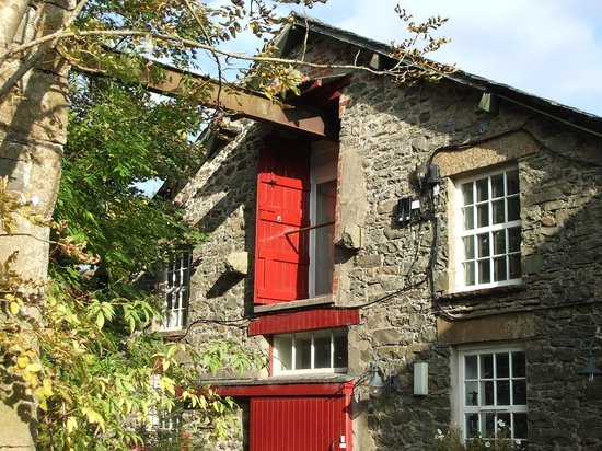 Sedbergh, UK: Farfield Mill