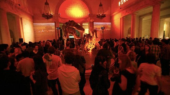 Los Angeles County Natural History Museum First Fridays