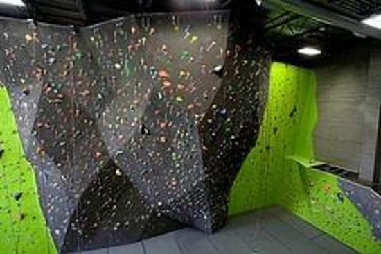 The Source Climbing Center