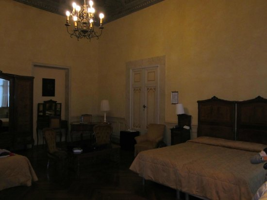 Hotel Bretagna: La nostra suite