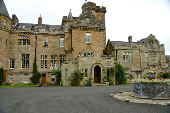 Ballantrae, UK: Front entrance