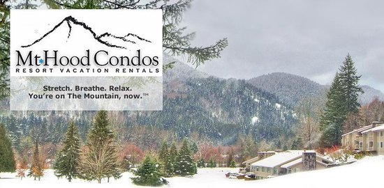 Mt. Hood Resort Condominiums: Ski in Winter / Golf in Summer
