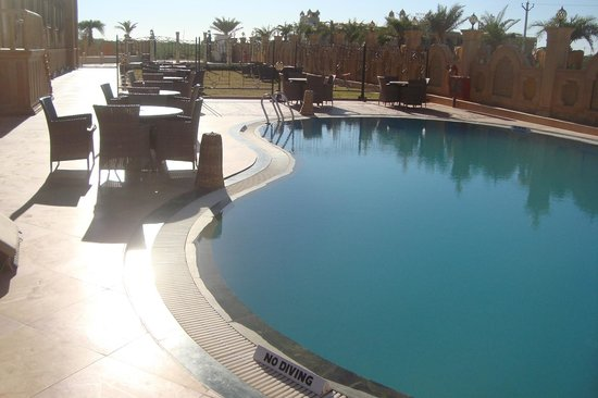 Pool Picture Of Chokhi Dhani The Palace Hotel Jaisalmer Tripadvisor