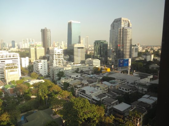 Bandara Suites Silom: View from room 1909