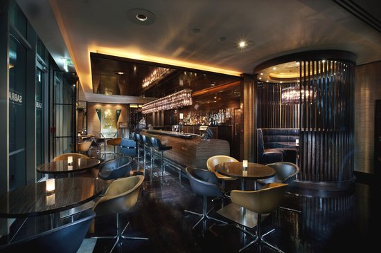 Sabrage Bar at Sofitel Auckland Viaduct Harbour
