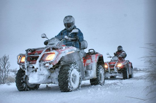Safari Quads - Reykjavik Day Tours