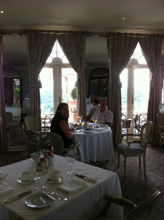 The Westcliff by Orient-Express: dining