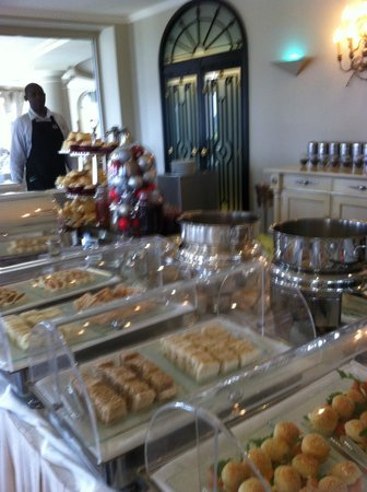 The Westcliff by Orient-Express: afternoon tea