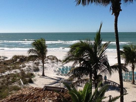 Cedar Cove Resort & Cottages: view from Sandcastle Penthouse