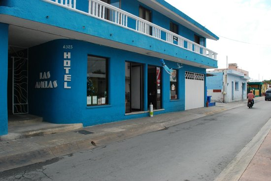 Villas Las Anclas: Front Entrance