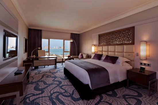 InterContinental Doha: Deluxe Room