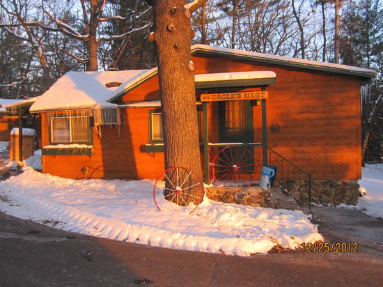 Mauston, WI: Our cabin
