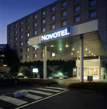 Novotel Paris CDG Terminal