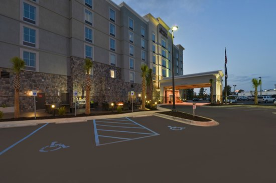 ‪Hampton Inn & Suites Columbia/Southeast-Ft. Jackson‬