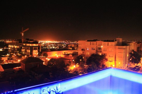 Porto Vista Hotel: beautiful rooftop view