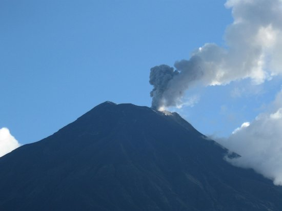 Magic Stone: Tungurahua