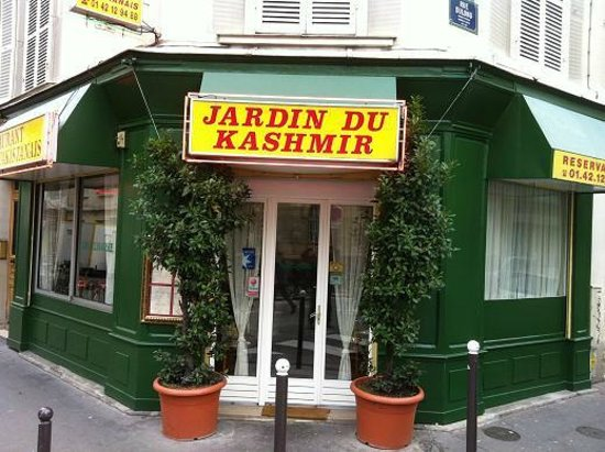 Le jardin du kashmir paris restaurant reviews tripadvisor for Restaurant ile de france avec jardin