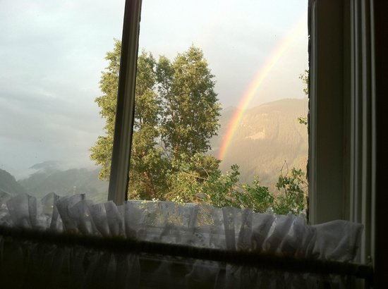 The Animas B&B at the Wingate House: Rainbow from #4
