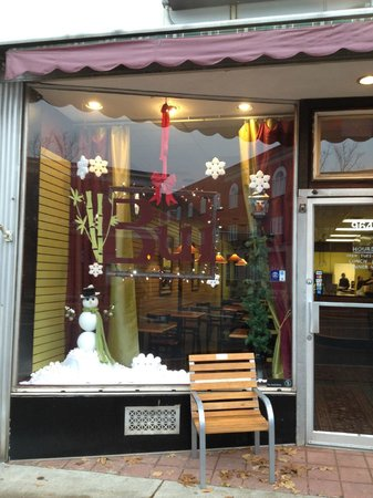 Bui Vietnamese Cuisine: Our holiday decorations, cont