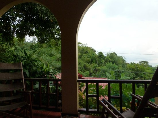 Villas El Parque: balcony