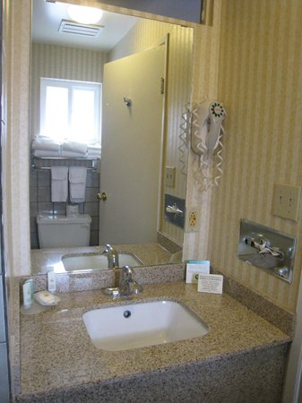 Comfort Inn and Suites North Vancouver: bathroom