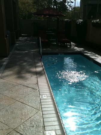 Hampton Inn Garden District - St. Charles Avenue: Pool