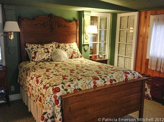 Meadow Creek Ranch Bed and Breakfast Inn: Garden Gate Room