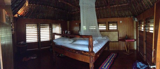Robinson Crusoe Island Resort: Rooms were amazing! Bure luvu