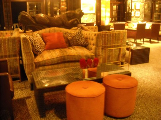 The Twelve Apostles Hotel and Spa: Leopard Bar-Spectacular drinks
