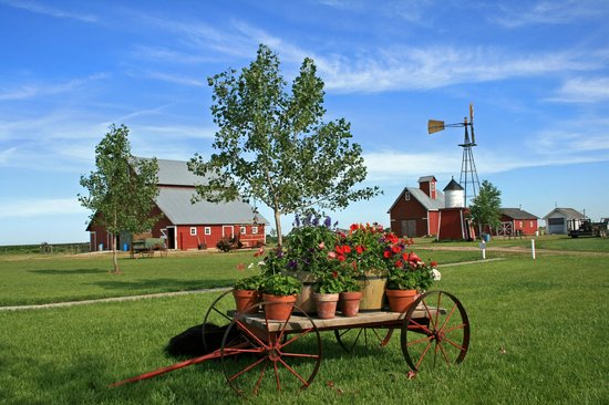 Wessels Living History Farm York Ne Hours Address