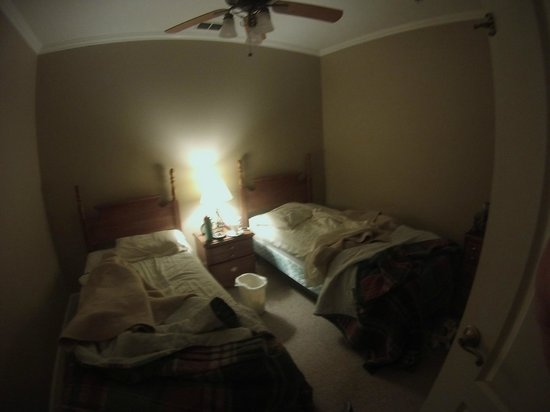 Homosassa, FL: My room