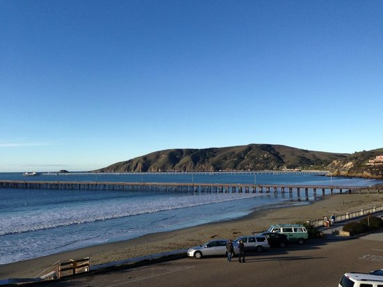 Avila Beach, Kalifornia: Sunrise, New Year&#39;s Eve morning 2012