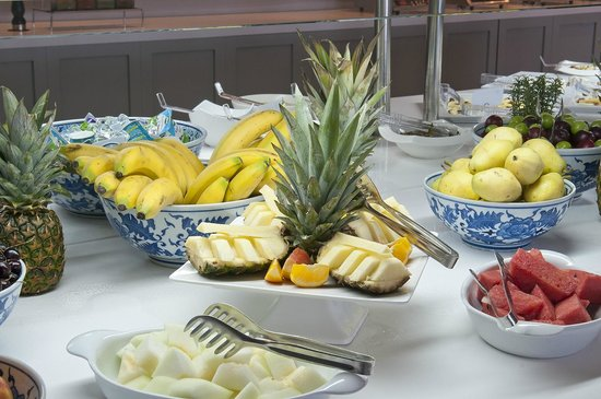 Ramada Resort Bodrum: Buffet