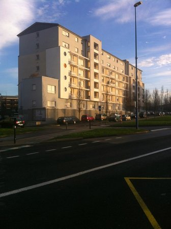 City Residence Chelles: Hostelansicht von auen