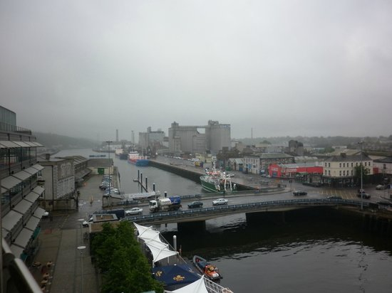Clarion Hotel Cork: View of Cork